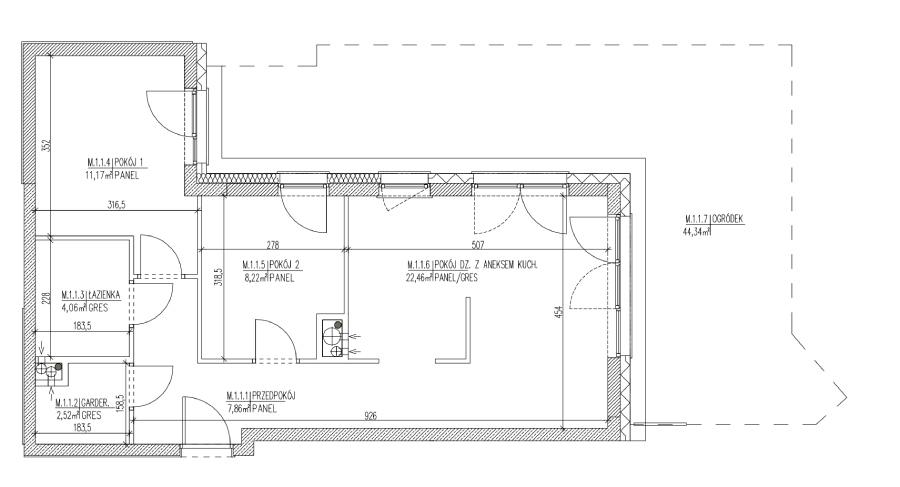 Plan mieszkania B6 01