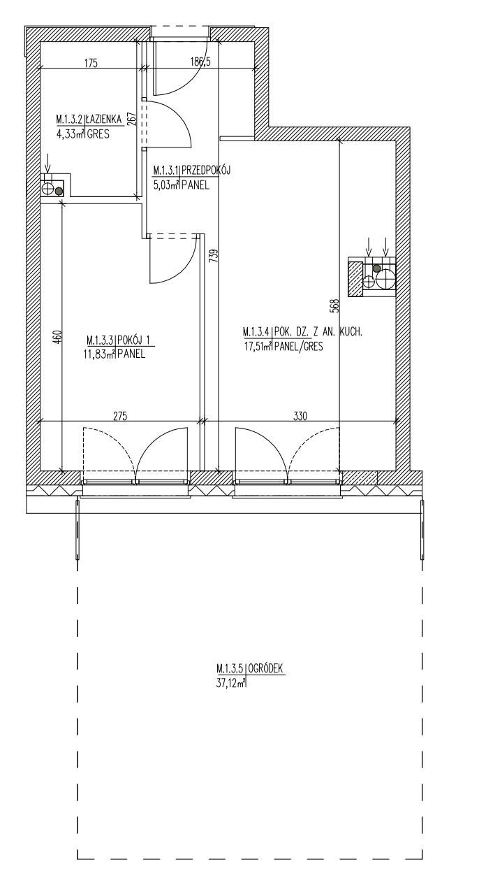 Plan mieszkania B6 03